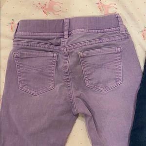 Multiples Bottoms - 2 / $15 Girls jeggings NWOT